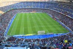 Stadion do acampamento de Nou Imagem de Stock Royalty Free