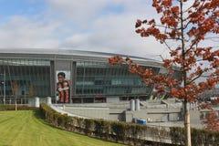Stadion Donbass Arena stockbild