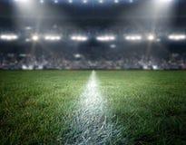 Stadion, eingebildet stock abbildung