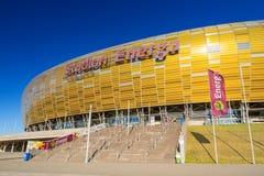 Stadion Energa Gdansk Royaltyfri Fotografi