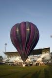 stadion för ballonglanseringssportar arkivfoto
