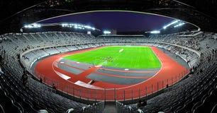 Stadion för Cluj arenafotboll, Rumänien Royaltyfri Bild