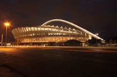 stadion för durban mabhidamoses fotboll Royaltyfri Fotografi
