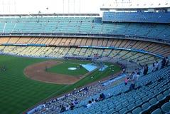 stadion för los för angeles skojareskojarear royaltyfria bilder