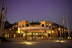 stadion för lsu för alex baseballask royaltyfri foto