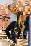 Stadion FNB - Algemene BuitenMening Royalty-vrije Stock Fotografie