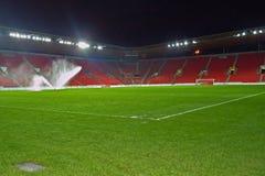 Stadion futbolowy Fotografia Stock