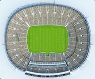 Stadion futbolowy Zdjęcia Royalty Free