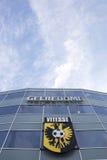 Stadion gelredome in de Nederlandse stad van Arnhem Royalty-vrije Stock Afbeeldingen