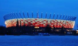 stadion krajowego Zdjęcia Royalty Free