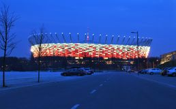 stadion krajowego Obrazy Stock
