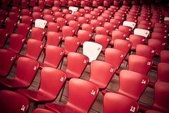 Stadion-Lagerung Stockfotos