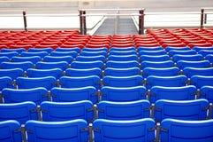 Stadion-Lagerung Lizenzfreie Stockbilder
