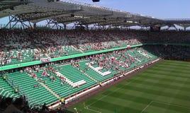 Stadion Legii Foto de archivo libre de regalías