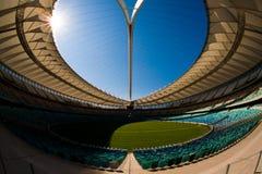 Stadion Moses-Mabhida Lizenzfreies Stockfoto