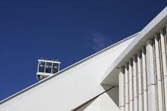 Stadion Moses-Mabhida, Fußball-Weltcup Stockbild