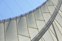 Stadion Moses-Mabhida, Fußball-Weltcup Stockbilder