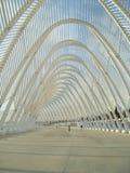 Stadion olimpico Atene Fotografie Stock
