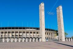 stadion olimpijski berlin obraz royalty free