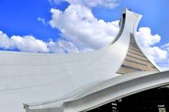 stadion olimpijski montrealskiego Obraz Royalty Free