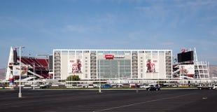 49' stadion San Jose för ers Levi's Arkivbild