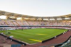 Stadion San Paolo, Napoli Stockfotos