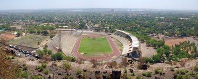 Stadion van Bamako royalty-vrije stock foto