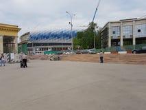 Stadiondynamo arkivbild