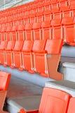 Stadionen placerar Royaltyfria Foton