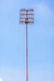 Stadionlicht Stock Afbeeldingen