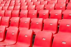Stadionplacering Royaltyfri Fotografi