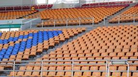 Stadionplatser för klocka någon sport eller fotboll Royaltyfria Bilder