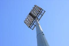 Stadionreflector Royalty-vrije Stock Afbeelding