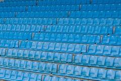 Stadions-/Arena-Sitze Lizenzfreie Stockbilder