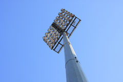 Stadions-Reflektor Lizenzfreies Stockbild