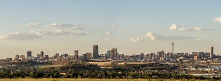 Stadions 1 van Johannesburg Stock Foto's