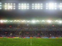 Stadionslichter Lizenzfreies Stockbild