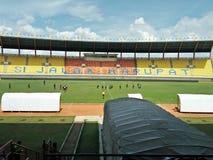 Stadionssi jalak harupat stockfotografie