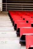 Stadiontribune Stock Foto's