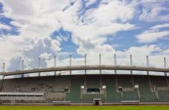 stadionunfinish Royaltyfri Bild