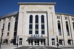 stadionyankee Arkivfoto