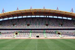 Stadium. Football stadium royalty free stock images