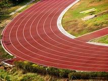 Stadium. A beautiful athletics sports complex Stock Images