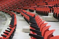 Stadium. Seats Stock Photo
