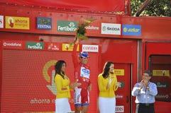 Stadium 6 van het podium van de Reis van Spanje 2011 Royalty-vrije Stock Afbeeldingen