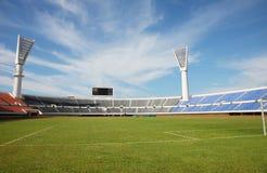 Stadium. A stadium showing big ground stock photo