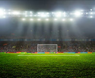 On the stadium. Stock Images