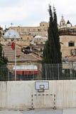 Stadium all religions .Jerusalem .Old City. Stadium all religions Jerusalem Old City Royalty Free Stock Images