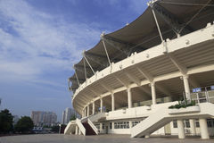Stadium of amoy city Stock Image