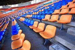 Stadium And Seat Royalty Free Stock Photos
